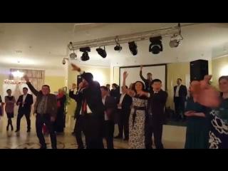 Рэп на свадьбе у Мансура Ахметова
