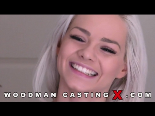 Кастинг Вудмана не без; милой блондинкой cute blonde at Woodman porn casting