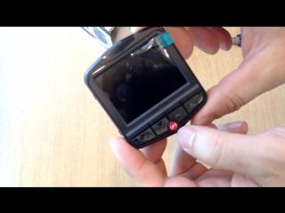 Видеорегистратор Novatek DVR GT300 Full HD