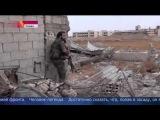 Эксклюзив.Сирия.Ожесточённые бои идут в окрестностях столицы страны-Дамаска