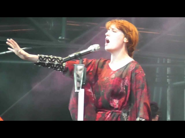 Florence and the Machine Breath of Life New Song live at Lollapalooza 2012