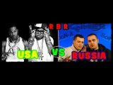 #4  Busta Rhymes, Twista  vs  DoN-A, SoM (Ginex)  Даблтайм (Doubletime) RBR