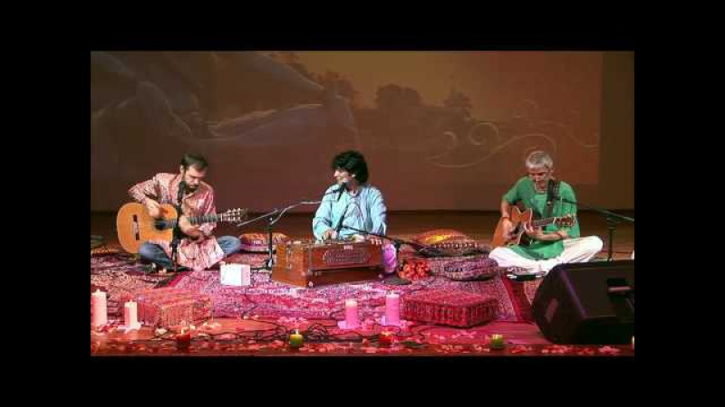 Bittu Mallick / Битту Маллик Shiva Namo Om/ Шива Намо Ом Moscow 27.05.15