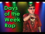 Days of the Week Song  Day of the Week Rap Back  Educational Songs  Jack Hartmann