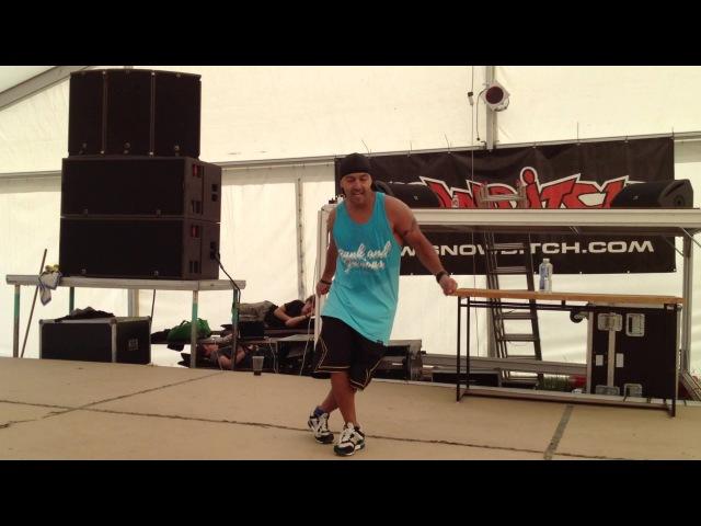 Ken Swift - Rocking Just Begun (w. looped break part by F Gump)