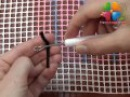 Ковровая техника Мастер класс по созданию ковра