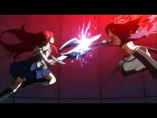Fairy Tail Erza Vs Erza Ost - Extended