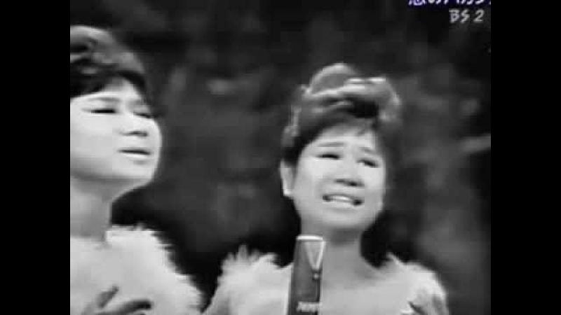 у Моря, у синего моря -The Peanuts Дза Пинатцу(Арахисовые орешки) 1963 г