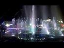Поющие фонтаны в Hollywood Шарм эль Шейх