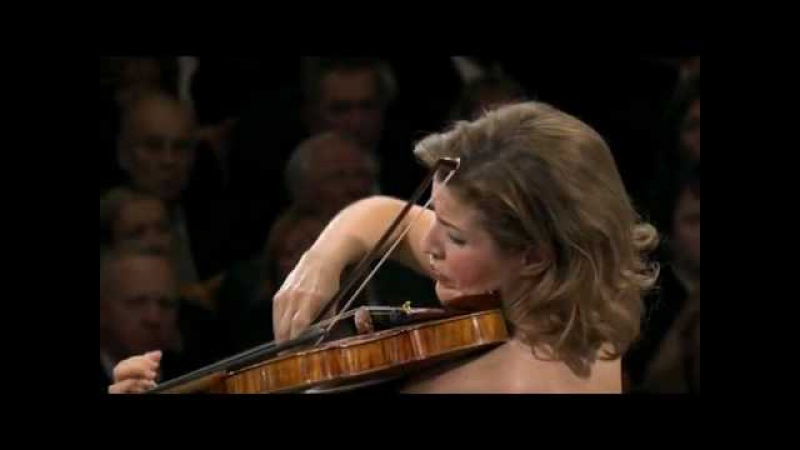 Bach - Sarabande in D minor - Anne-Sophie Mutter