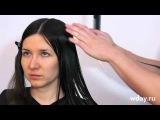 Стрижка каскад (лесенка) на средние и длинные волосы by Дмитрий Микеров