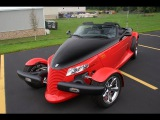 Test Drive the choice of machine Chrysler Prowler Big Test Drive