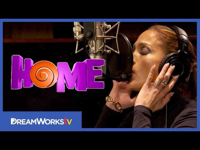 Jennifer Lopez - Feel The Light (Official Lyric Video) | HOME