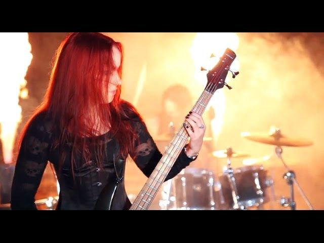 Frantic Amber - Burning Insight (Official Music Video)