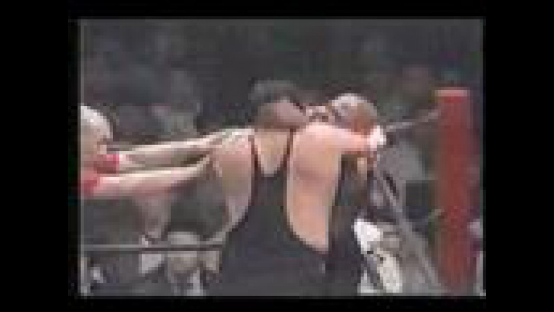 Abdullah The Butcher VS Wahoo McDaniel  (1) 79 全日本プロレス