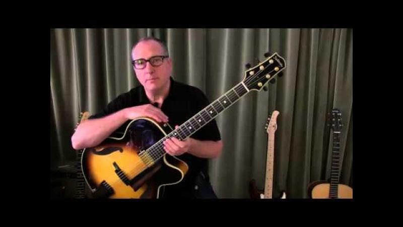 Chuck Loeb Secret Guitar tricks Techniques