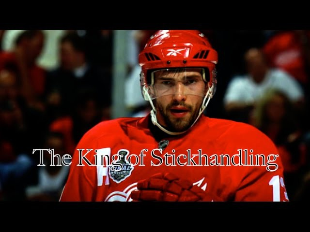 Pavel Datsyuk Павел Дацюк - The King of Stickhandling 2