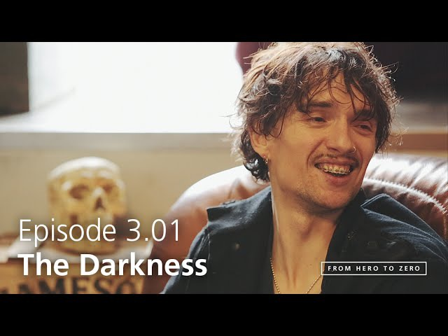 EP 3.01: Justin Hawkins (The Darkness) talks live albums, chart-eligible plays and more [fhtz]