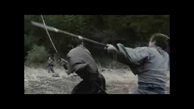 Samurai Fight Scene