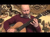Salut - Joe Dassin (Здравствуй - Джо Дассен) guitar cover