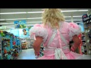 Crossdressed Sissy maid outing to Walgreens