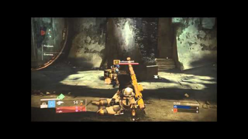 Destiny (PS4) Unkillable Cheaters/Hackers in Trials Of Osiris (Lag switching?)