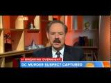 Ex FBI profiler DC cops worked fast to find murder suspect