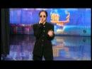 Украина мае талант 5. Зажигательная пародия от Елены Кравец эфир 13.04.2013 Киев