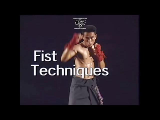 Уроки Муай Тай (Ч.1) / Техника Муай Тай. Удар кулаком
