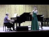 Марианна Рябошлык-Украинская народная песня