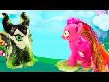МЛП Май литл пони Кексы Пинкамины Короткий мультик с игрушками MLP на русском игры для девочек