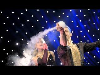 Шоу мыльных пузырей на свадьбу, день рождения в Москве