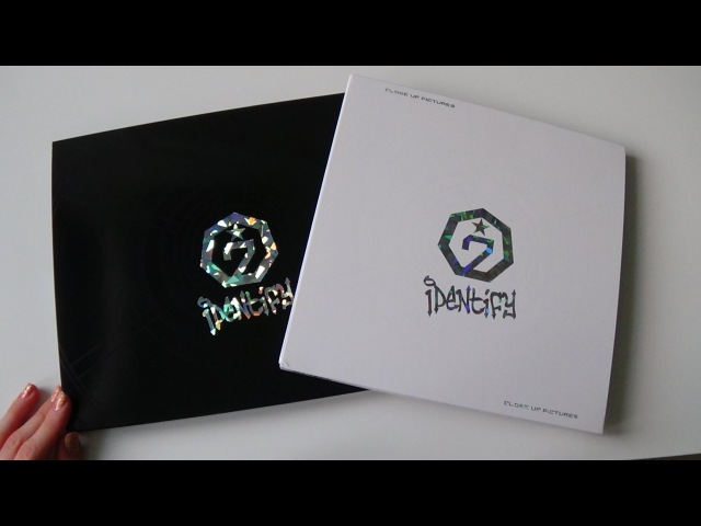 Unboxing GOT7 갓세븐 1st Studio Album Identify (Original Close Up Version) » Freewka.com - Смотреть онлайн в хорощем качестве