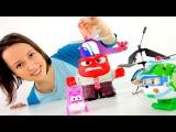 ВЕРТОЛЕТ из бумаги. Подарок для Страха на 23 февраля. Видео с игрушками из мультфильма ГОЛОВОЛОМКА