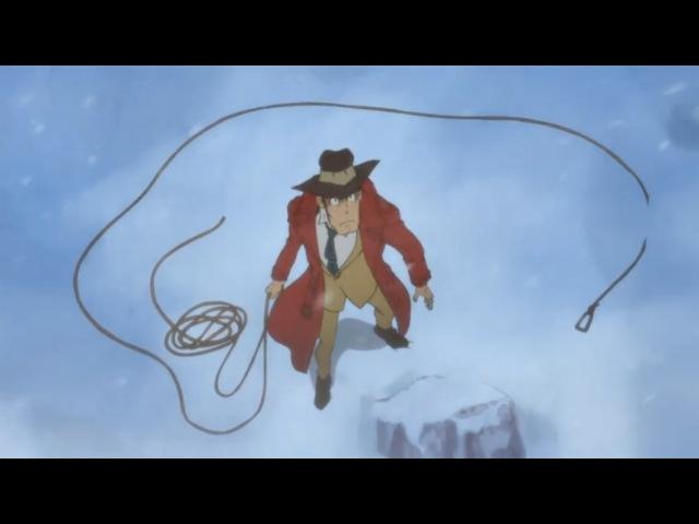 Lupin III 2015 6 серия [Озвучили:Alorian MeLarie]/ Люпен 3 Итальянские каникулы 06 русская озвучка
