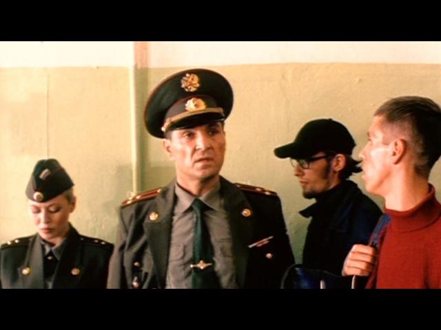 D.M.G. - Что, ссышься?! Ну это, не беда! Пошлём в десантники. Там ты ещё и сраться начнёшь.
