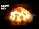 Top 30 Explosions In Slow Motion Real Life Exploding Compilation Slow Mo Lab