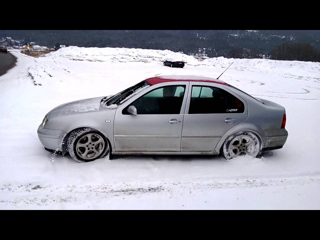 VW Bora 1.9 tdi 4motion 130hp