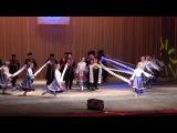 Казачья праздничная - ансамбль танца Казаки России