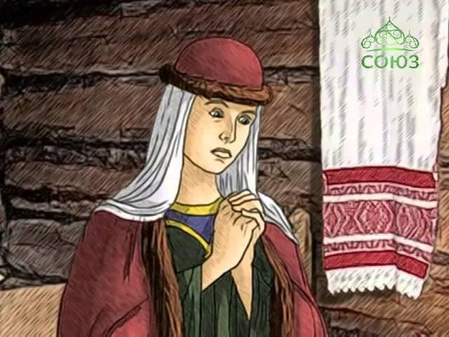 Мульткалендарь. 15 января - Праведная Иулиания Лазаревская, Муромская