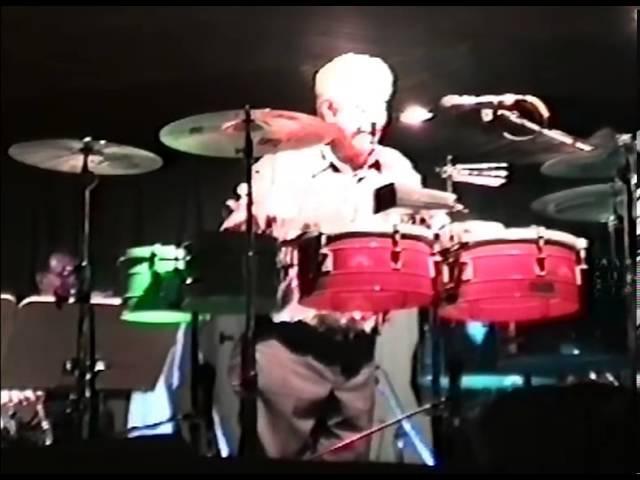 Tito Puente Oye como va (salsa latin) (carlos santana did the cover version)