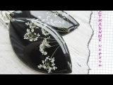 Серьги из полимерной глины и эпоксидной смолы  Make earrings with epoxy resin