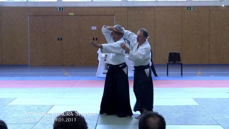 Yasunari Kitaura - Logroño 2013-05-18_19