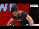 Daniýar Ismailow / Чемпионат мира по тяжёлой атлетике. кг. 69,