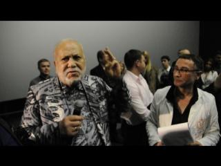 Бедрос Киркоров и Юрий Спиридонов на премьере фильма
