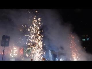 12.12.2015 г.открытие новогодней ёлки в п.Сафоново-1.