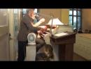 Preludia and fugue in c minor BWV 546
