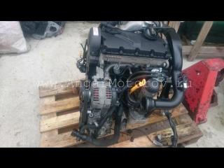 двигатель бу Ауди А4 1.9 AVF AWX Тест мотора audi a4 1.9 tdi Наличие без предоплаты Склад в Москве