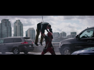 Deadpool: Red Band Trailer 2 / Второй трейлер фильма Дэдпул