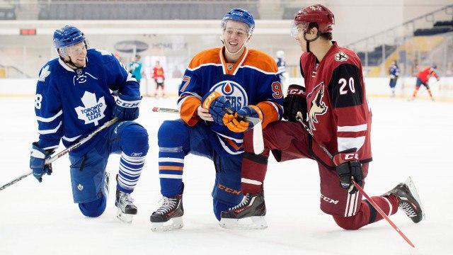 МакДэвид и НХЛ